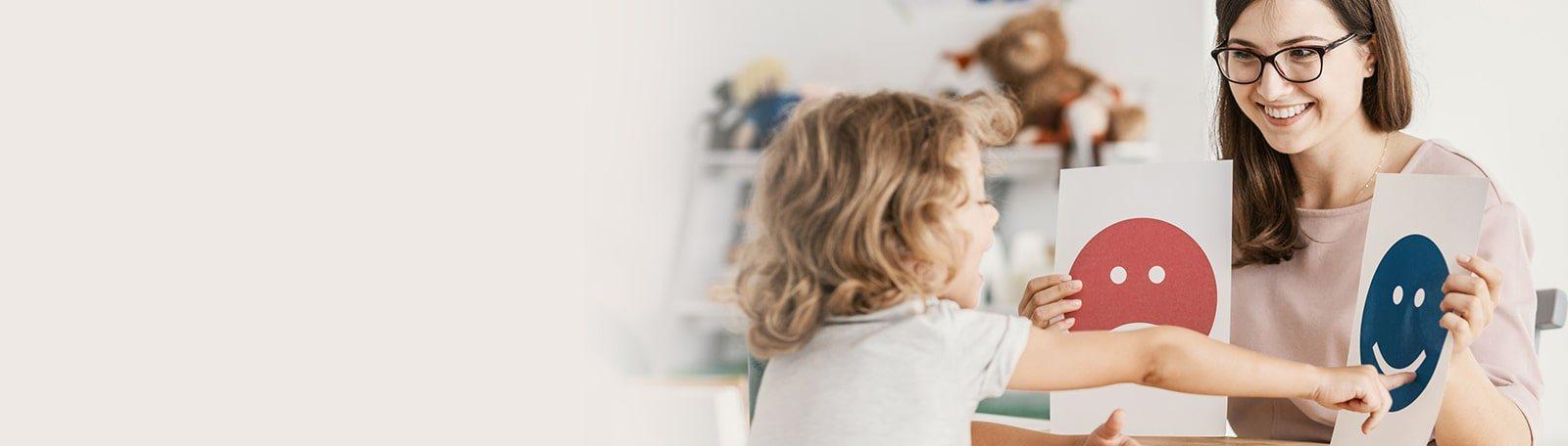 Terapia dzieci stacjonarnie i online