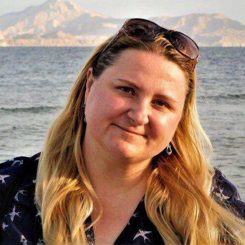 Psycholog Agata Maria Aleksińska