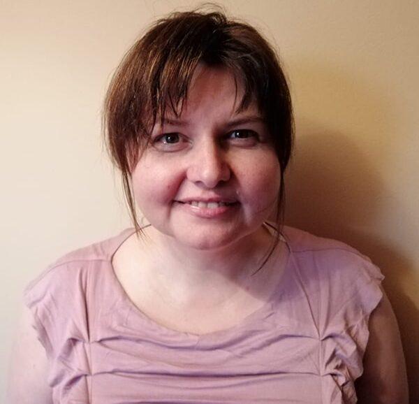 Iwona Dudzińska - Psycholog